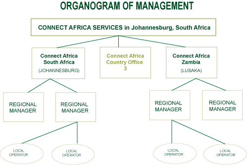 organogram | Connect Africa | image